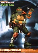 IN-STOCK DreamEx 1/6 Scale Michelangelo Teenage Mutant Ninja Turtles (US SELLER)