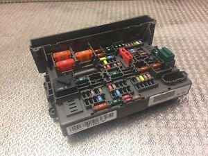 BMW 1 3 Series E87 E90 UNDER DASH RELAY FUSE BOX FUSEBOX 9119446   eBay