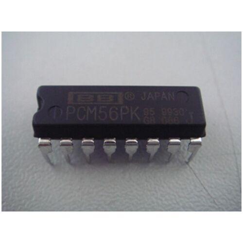 5PCS X PCM56P DIP-16 BB