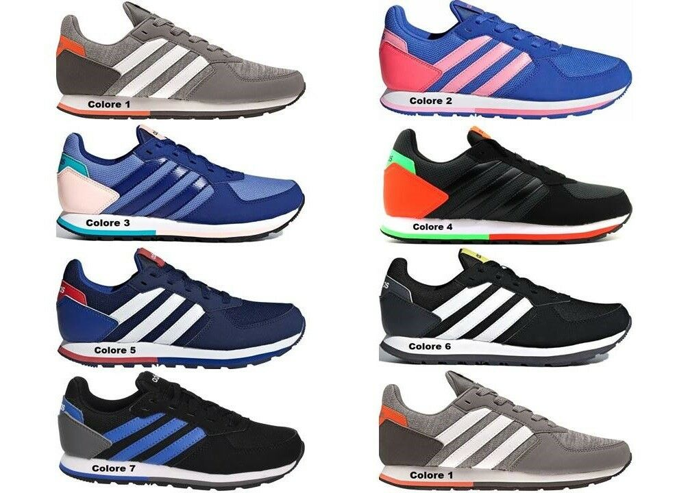 Adidas 8 K Women's shoes Sneakers Sports