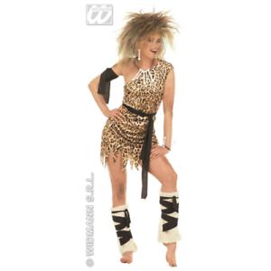 Costume Ebay Cavernicola Primitiva Donna Carnevale wBq5XSXA