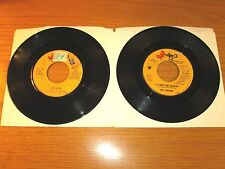 "LOT of 2 NORTHERN SOUL 45 RPMs - JOE ODOM - 123 1710 & 1731 - ""BIG LOVE"""