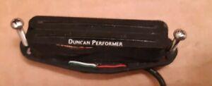 Duncan Performer HR 101 B Rails Humbucker guitar pickup ...