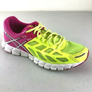 Asics-Gel-Lyte-33-Running-Training-Shoes-Yellow-Pink-White-T2H7N-Women-039-s-Sz-9-5