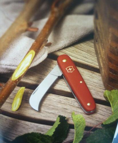Blumenmesser 3.9060 Victorinox Pilzmesser Gartenmesser Schweizer Messer