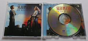 Sleepless-in-Seattle-Bande-Originale-CD-Album-est-de-Celine-Dion