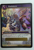 Wow World Of Warcaft Ccg Trading Card Game Slashdance Loot Card Unscratched