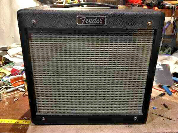 Fender Pro Junior 2005 Handwirot Tube Guitar Amplifier Serviced & Ready