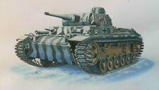 Attack AT72884 1/72 WWII German PzKpfw. III Ausf J (L42) w winterketten