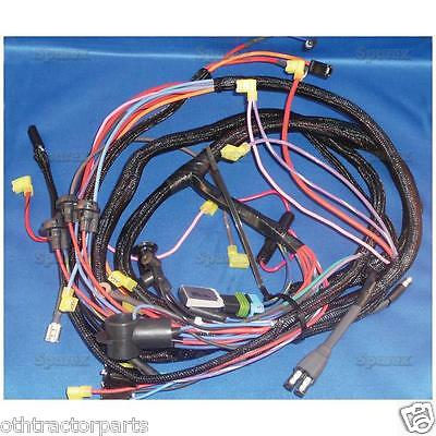ford 2600 3600 3900 4100 4600 wiring harness diesel tractor wire  d6nn14a103j  ebay