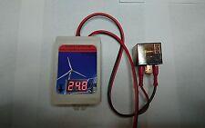 SOLAR / WIND TURBINE CHARGE CONTROLLER 24V,  40 AMP (1100 watts)