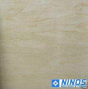 Boden Fliesen Bodenfliesen Feinsteinzeug Premium Marble Beige