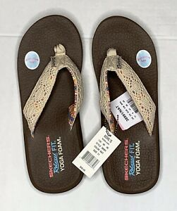 Sandals Flip Flops Memory Foam