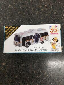 Tomica-Tokyo-Disneyland-30th-Anniversary-Resort-Cruiser-Diecast-Car-Tomy-RARE