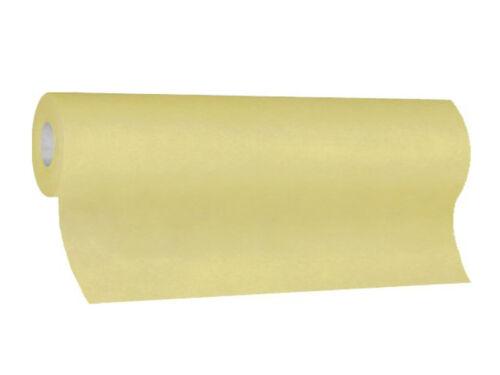 88409 1 Rolle Tischläufer 24 m x 40 cm champagner Airlaid Tischdecke