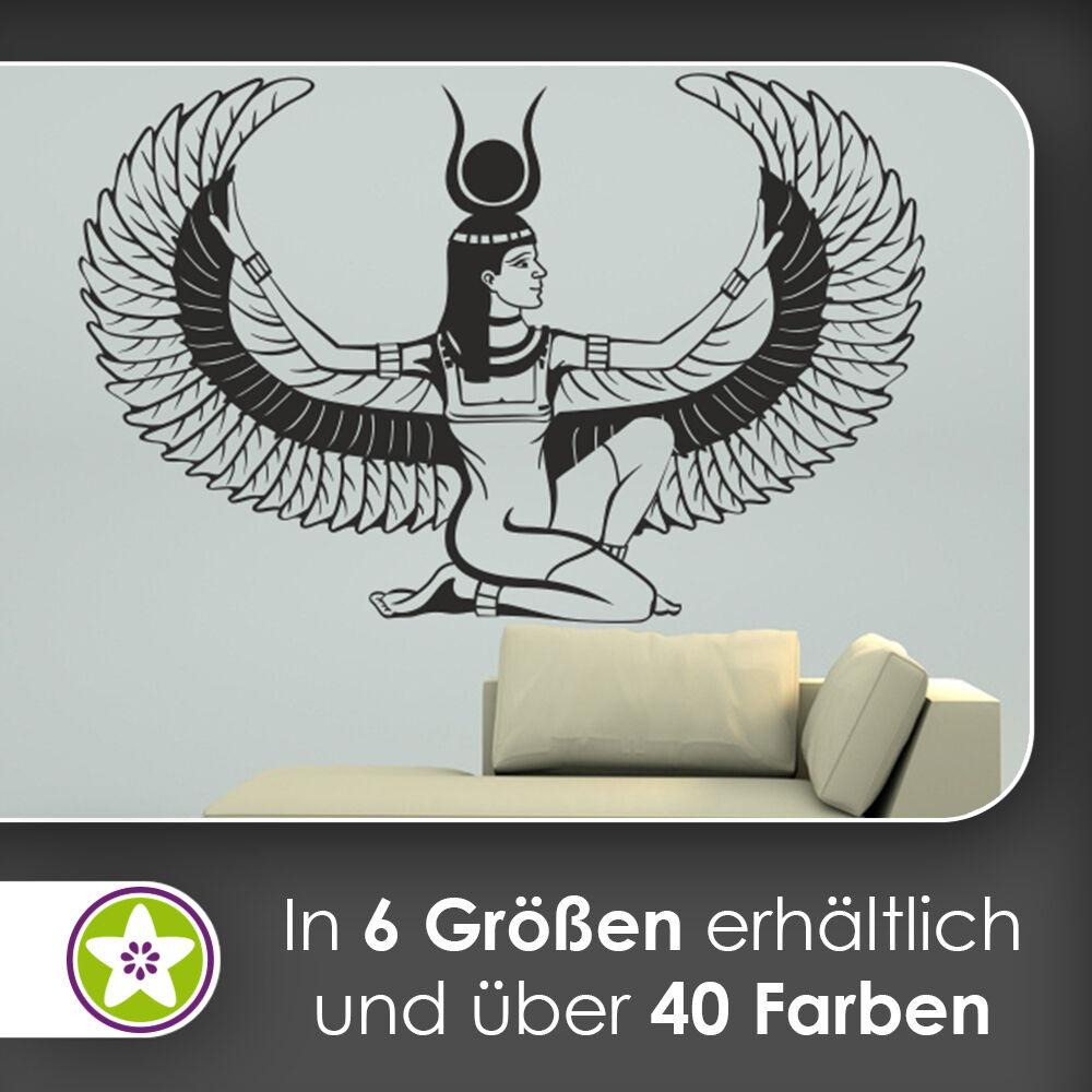 waf0833 - Isis Sticker mural mural mural KIWISTAR - Autocollant | Bonne Réputation Over The World  e6913f
