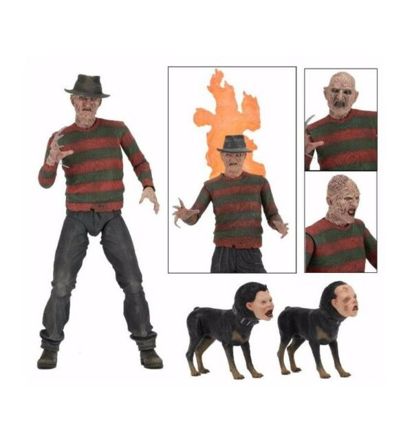Neca Nightmare on Elm Street Figurine Ultimate Freddy Part 2