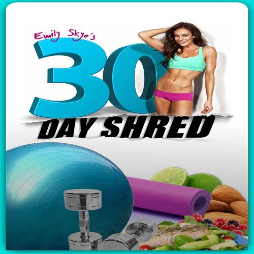 PDF Emily Skye 30 DAY SHRED