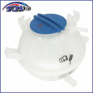 Coolant Reservoir For 2005-2016 Volkswagen Jetta 2006-2010 Passat w// cap