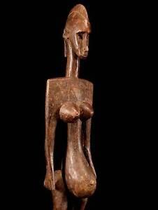 Statue-der-Bambara-Mali