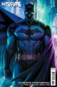 FUTURE STATE THE NEXT BATMAN #3 ARTGERM VARIANT NM GOTHAM JOKER HARLEY QUINN DC
