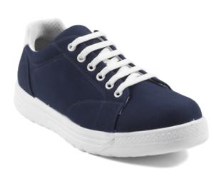 """Skateboard soccer boot  sneaker Shoe Laces Oval Navy Dark Blue 48/"""""""