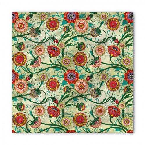 Details about  /Ambesonne Garden Art Bandana Printed Unisex Head Neck Tie Scarf Headband