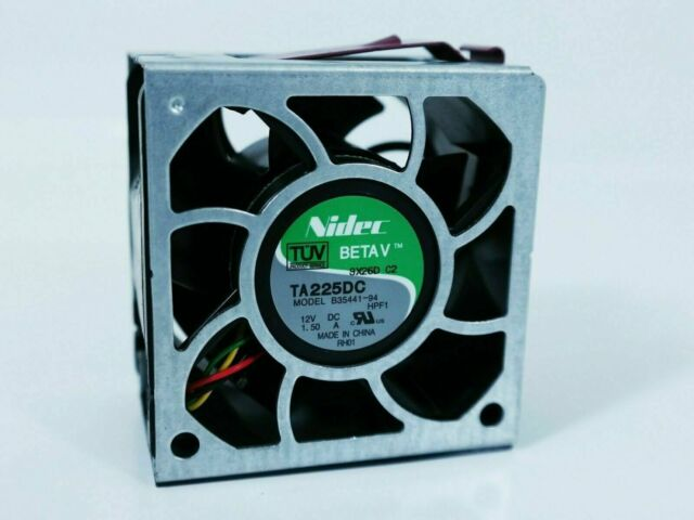 Genuine HP Proliant DL380 DL385 G5 Computer Cooling Server Fan 394035-001
