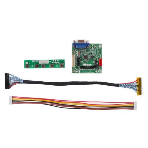 "17-42/"" LCD Display Drive Controller Board Kit 1920x1200 Screen driver MT561-B"