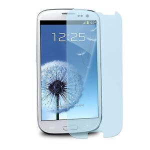 3x-Matt-Schutz-Folie-Samsung-S3-Neo-Anti-Reflex-Entspiegelt-Display-Protector