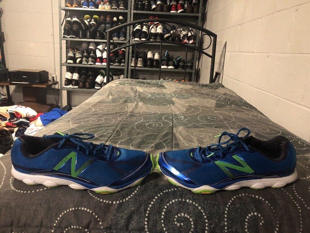 New Balance Minimus 10v1 para para para hombre 10.5 hombres zapatillas zapatos tenis correr descalzo 84485d