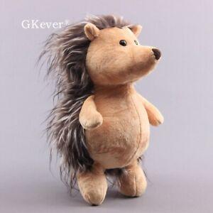 New-Cute-Plush-Hedgehog-Stuffed-Animal-Toy-Soft-Kids-Birthday-Gift-10-039-039-Teddy