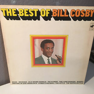 BILL-COSBY-The-Best-Of-Bill-Cosby-12-034-Vinyl-Record-LP-VG