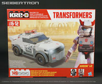 Megatron 306882 In 1 Hasbro Transformers Kre-o 2010 Loose Truck Or Robot Toys