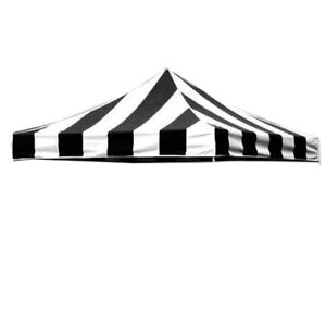 Image is loading Eurmax-EZ-Pop-Up-Tent-10-039-x10-  sc 1 st  eBay & Eurmax EZ Pop Up Tent 10u0027x10u0027 Replacement Canopy Top Carnival ...