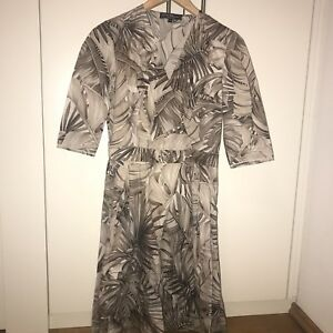 günstig günstig kaufen zur Freigabe auswählen Details zu salvatore ferragamo Kleid, (S) italienische Grösse 40.  Sommerkleid, halbarm