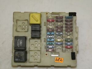 FORD FOCUS 1999 ESTATE 1.6 PETROL FUSE BOX MODULE 518239801   eBay on ford focus obd location, ford explorer fuse box, ford focus ac relay, ford focus tail light bulb, ford maverick fuse box, ford focus flasher location, ford focus body diagram, ford focus alternator belt, ford focus blower resistor, ford focus fan belt, ford focus fuse panel chart, 2001 ford fuse box, ford focus condenser, ford bronco fuse box, ford focus pedal assembly, ford focus cruise control fuse, ford focus alternator fuse, ford focus ac fuse, ford focus brake light fuse, ford fuse box diagram,