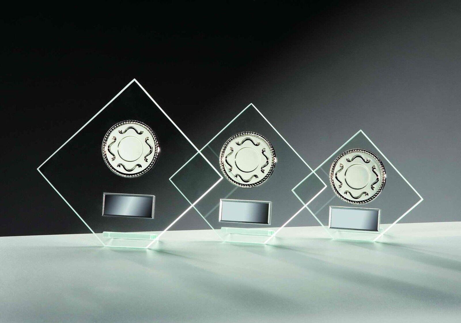 10-vidrio trofeos 6mm fuerte neutro 12cm   4 (glaspokale trofeo grabado trofeos)
