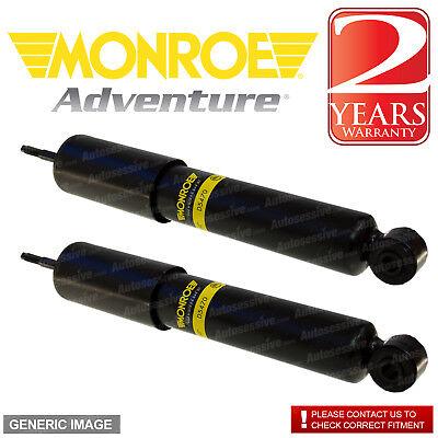 Monroe Front Right Left Adventure Shock Absorber x2 ISUZU TROOPER 2.6 1986-1991