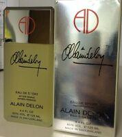 Alain Delon Ad Eau De Sport 4.4 Oz Men's Eau De Toilette Spray Vintage