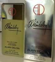 Alain Delon Ad Eau De Sport 4.4 Oz Men's Eau De Toilette Spray Vintage