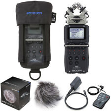 JJC HRP-H5 Grabadora bolsa protectora caso práctico para ZOOM H5 sustituye Zoom PCH-5