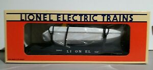 Lionel 6-16661 Flat Car Wtih Operating Boat New in package never opened
