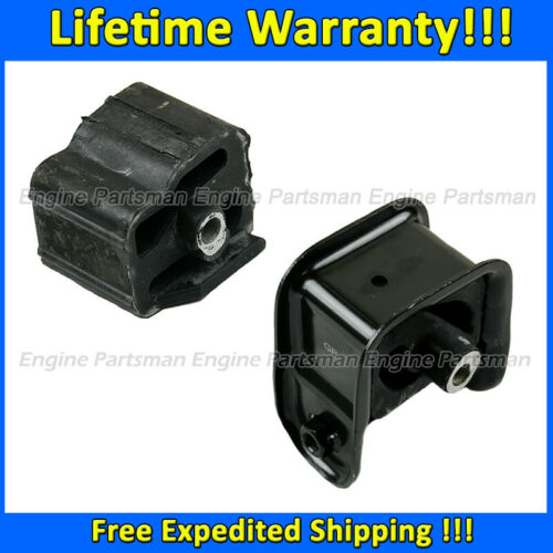 K2583 Front/&Rear Motor Busing Mount Set  For 1995-1998 Buick Riviera 3.8L AUTO