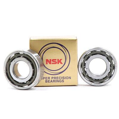 NSK 40TAC72BSUC10PN7BP4 Abec-7 Precision Ball Screw Bearings Matched Set of 2