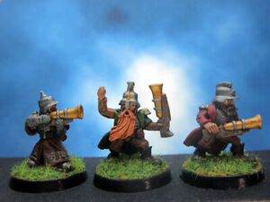 Painted-RAFM-Miniatures-Dwarf-Boomers-X3