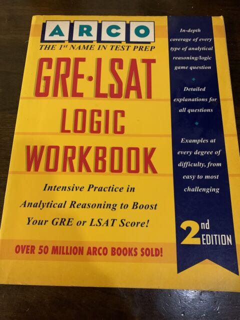 Gre-Lsat Logic Workbook
