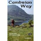 The Cambrian Way: The Mountain Connoisseur's Walk by A. J. Drake (Paperback, 2016)