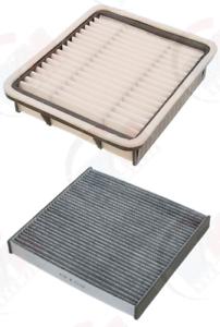 Engine Air Filter CHARCOAL Cabin Pollen Filter for 2001-2005 Lexus GS300