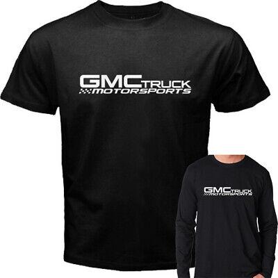 Black Shirt GMC Logo